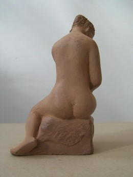 Aphrodite, terracotta, 2014